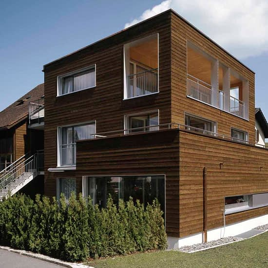 6403 Kuessnacht Neubau Zweifamilienhaus