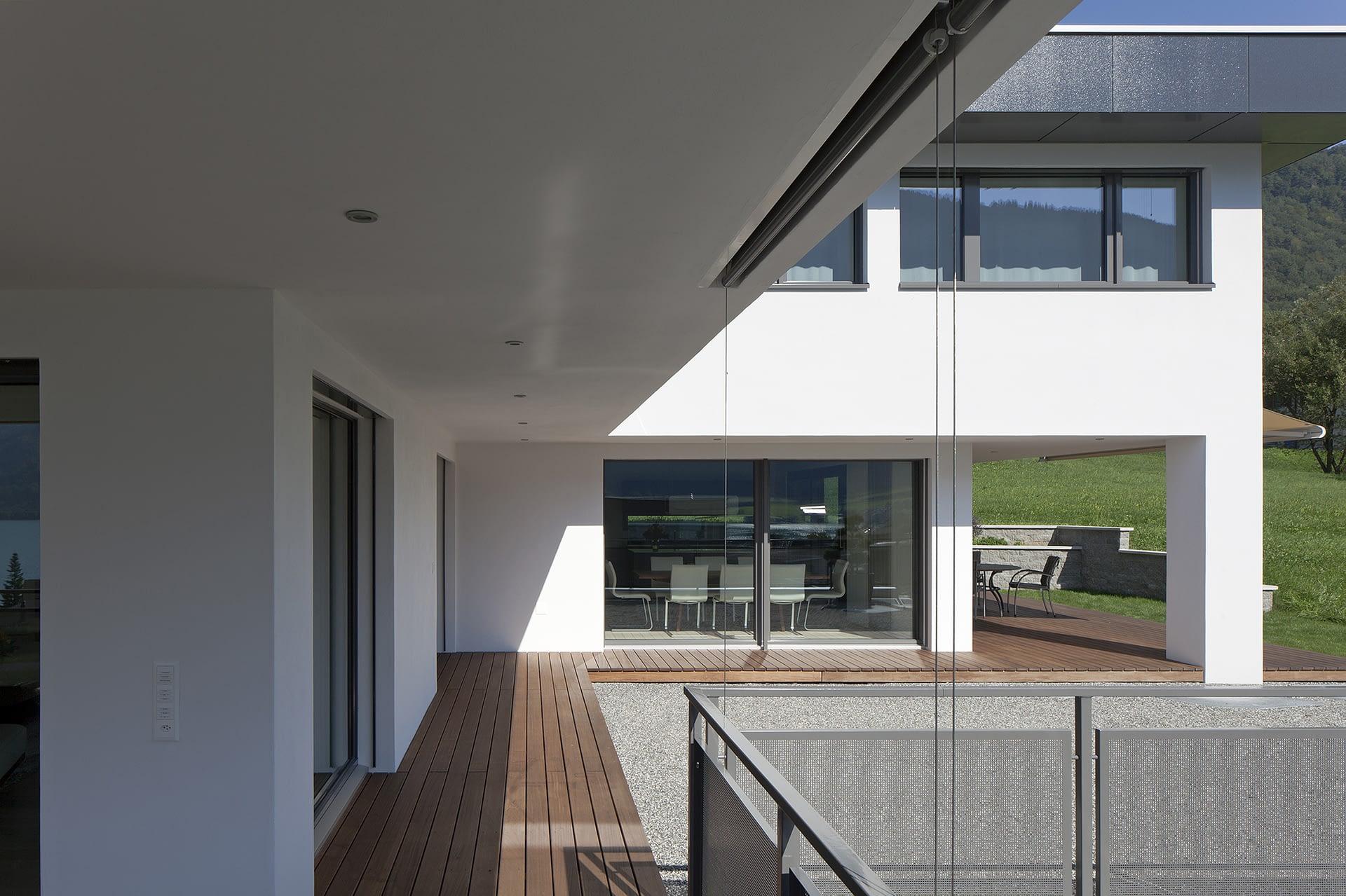 6415 Arth hwp Architekten Neubau Einfamilienhaus