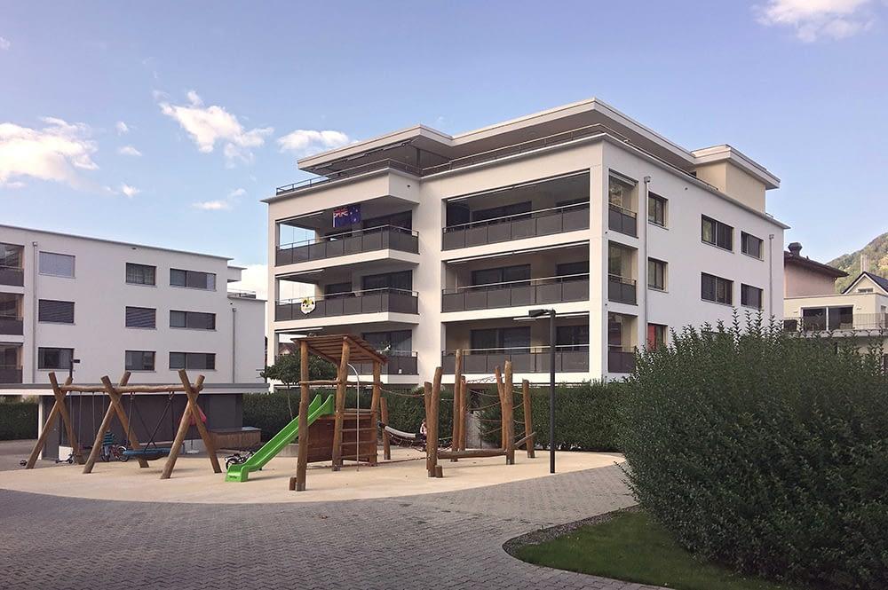 6415 Arth Neubau Mehrfamilienhaus