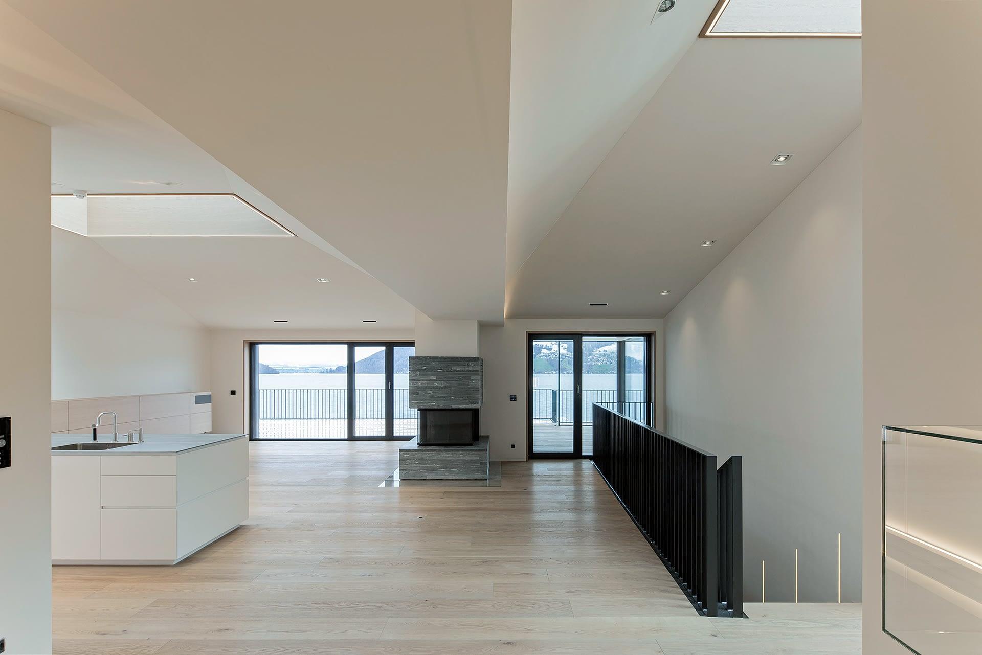 6415 Immensee hwp Architekten Neubau Einfamilienhaus